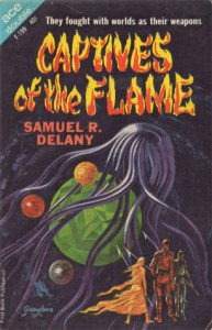 Captives of the Flame (The Fall of the Towers, #1) - Samuel R. Delany