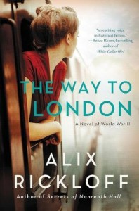The Way to London - Alix Rickloff