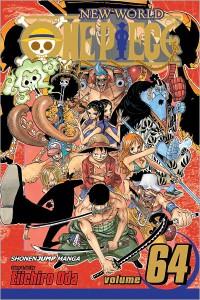 One Piece, Vol. 64: 100,000 vs. 10 - Eiichiro Oda