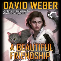 A Beautiful Friendship - Khristine Hvam, David Weber