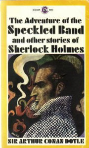 The Adventure Of The Speckled Band And Other Stories Of Sherlock Holmes -  Arthur Conan Doyle