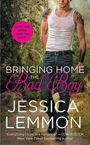By Jessica Lemmon Bringing Home the Bad Boy (Second Chance) [Mass Market Paperback] - Jessica Lemmon