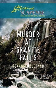 Murder at Granite Falls - Roxanne Rustand