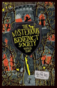 The Mysterious Benedict Society  - Trenton Lee Stewart, Carson Ellis