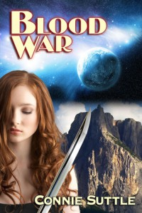 Blood War (Blood Destiny, #8) - Connie Suttle