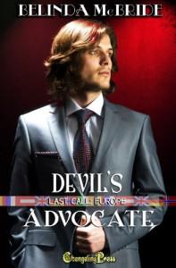 Last Call Europe: Devil's Advocate - Belinda McBride