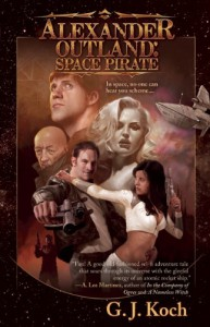 Alexander Outland: Space Pirate - G.J. Koch