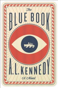 The Blue Book: A Novel - A.L. Kennedy