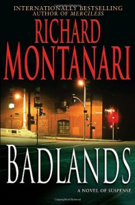 Badlands - Richard Montanari