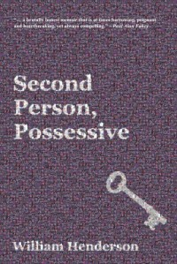 Second Person, Possessive - William    Henderson