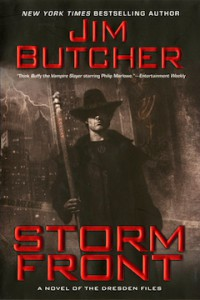 Storm Front - Jim Butcher