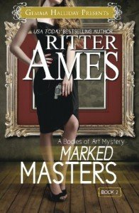 Marked Masters (Bodies of Art Mysteries) (Volume 2) - Ritter Ames