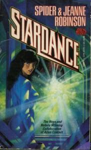 Stardance - 'Spider Robinson',  'Jeanne Robinson'