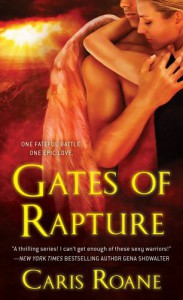 Gates of Rapture (The Guardians of Ascension) - Caris Roane