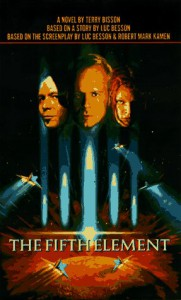 The Fifth Element: A Novel - Terry Bisson
