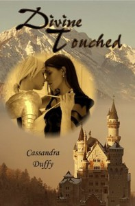 Divine Touched (Vaelandrian Goddesses - Book 1) - Cassandra Duffy