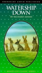 Watership Down/Audio Cassettes (Audio csst ed) - Richard Adams
