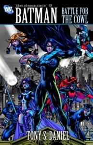 Batman: Battle for the Cowl - Tony S. Daniel, Fabian Nicieza