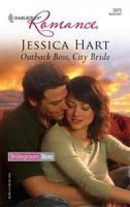 Outback Boss, City Bride - Jessica Hart