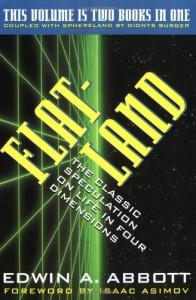 Flatland & Sphereland - Dionijs Burger, Edwin A. Abbott