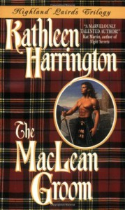 The MacLean Groom - Kathleen Harrington