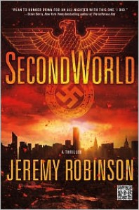 SecondWorld - Jeremy Robinson