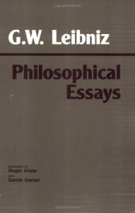 Philosophical Essays - G. W. Leibniz