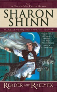 Reader and Raelynx  - Sharon Shinn