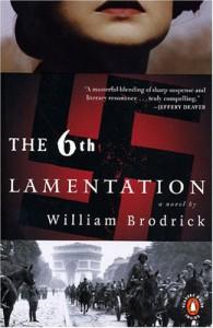 The Sixth Lamentation - William Brodrick