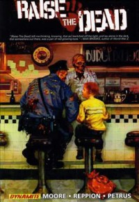 Raise The Dead Hardcover - Leah Moore, John Reppion