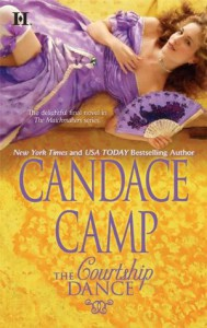 The Courtship Dance (The Matchmakers, #4) - Candace Camp