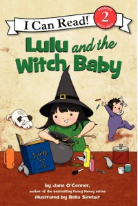 Lulu and the Witch Baby - Bella Sinclair