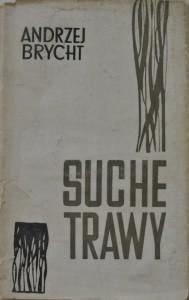 Suche trawy - Andrzej Brycht