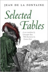 Selected Fables - Jean de La Fontaine, Christopher Betts