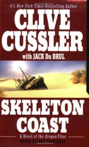 Skeleton Coast - Jack Du Brul, Clive Cussler
