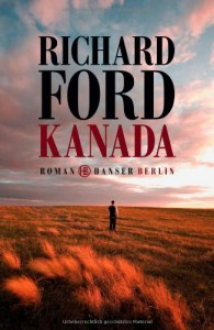 Kanada - Richard Ford, Frank Heibert