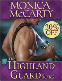 The Highland Guard Series 5-Book Bundle - Monica McCarty