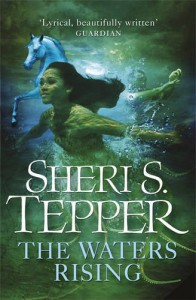 Waters Rising (Plague of Angels 2) - Sheri S. Tepper