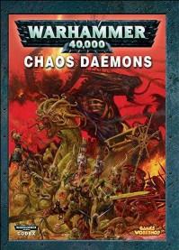 Codex: Chaos Daemons (Warhammer 40,000) - Alessio Cavatore, Gav Thorpe