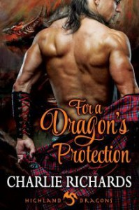 For A Dragon's Protection - Charlie Richards