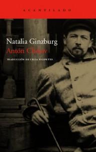 Antón Chéjov, vida a través de las letras - Natalia Ginzburg