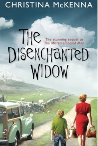 The Disenchanted Widow - Christina McKenna
