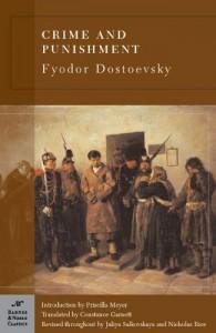 Crime and Punishment - Fyodor Dostoyevsky, Constance Garnett, Priscilla Meyer, Nicholas Rice, Juliya Salkovskaya
