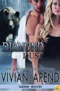 Diamond Dust (Takhini Wolves) - Vivian Arend