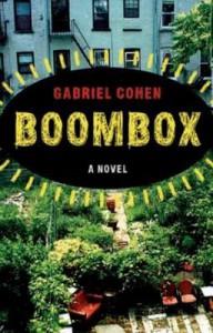 Boombox - Gabriel Cohen