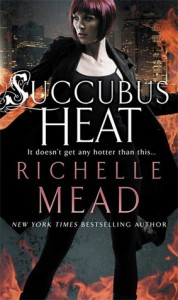 Succubus Heat (Georgina Kincaid, #4) - Richelle Mead