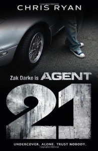 Agent 21 - Chris Ryan