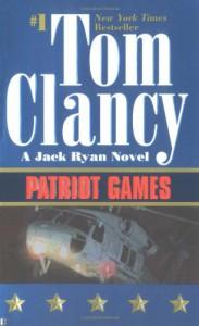 Patriot Games (Jack Ryan) - Tom Clancy