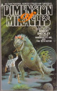 Dimension of Miracles (Ace SF, 14860) - Robert Sheckley