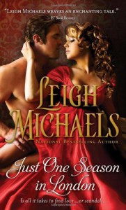 Just One Season in London - Leigh Michaels